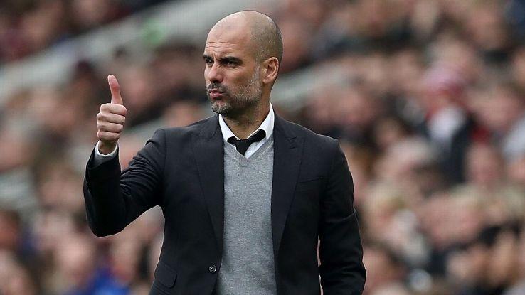 Pep Guardiola Berambisi Akan Sukses Di PremierLeague