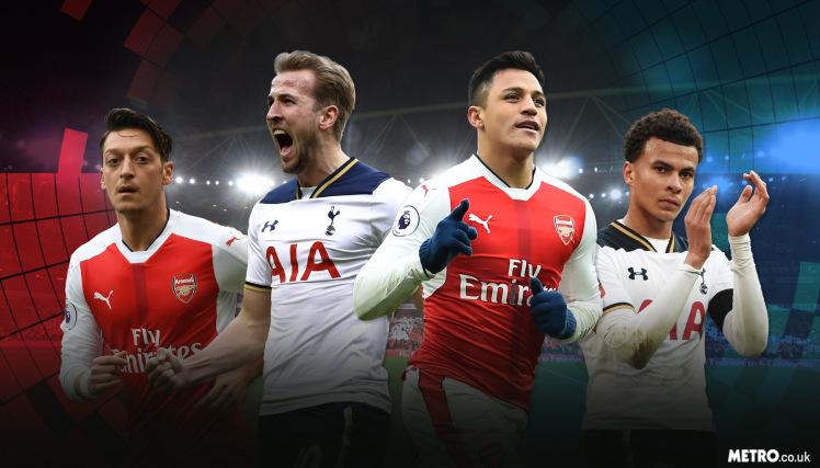 Prediksi Bola Malam Ini Arsenal vs TottenhamHotspur