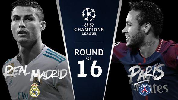 Prediksi Bola Malam Ini Real Madrid vs PSG 15 Febuari2018